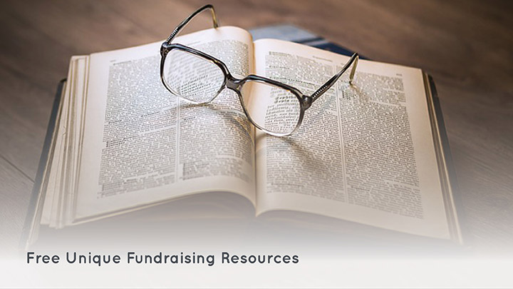 Check out these free resources for more information about unique fundraising opportunities.