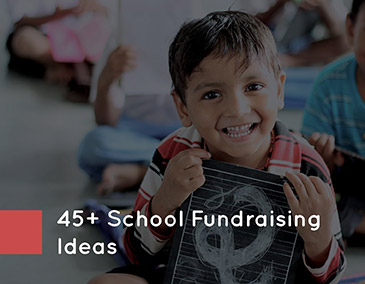 These 45+ unique fundraising ideas are designed for your school.