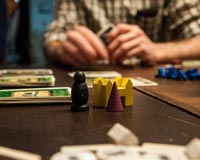 Bring out your favorite board game for a board game tournament fundraiser.