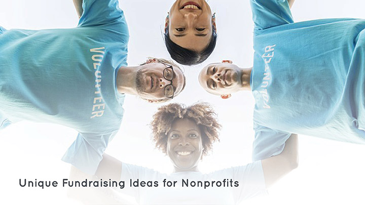 Check out these unique fundraising ideas for nonprofits
