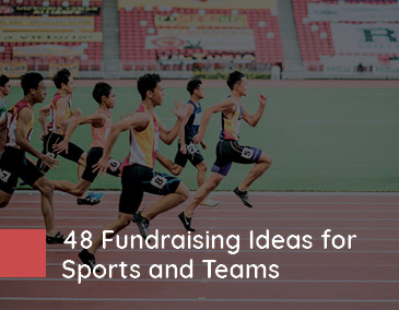 These fundraising ideas for sports and teams give your members active roles in the fundraising process.