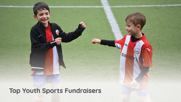 Our list of the top youth sports fundraisers has excellent ideas for kids' sports teams.