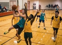 For basketball and other sports teams, a league tournament can be a highly effective fundraiser.