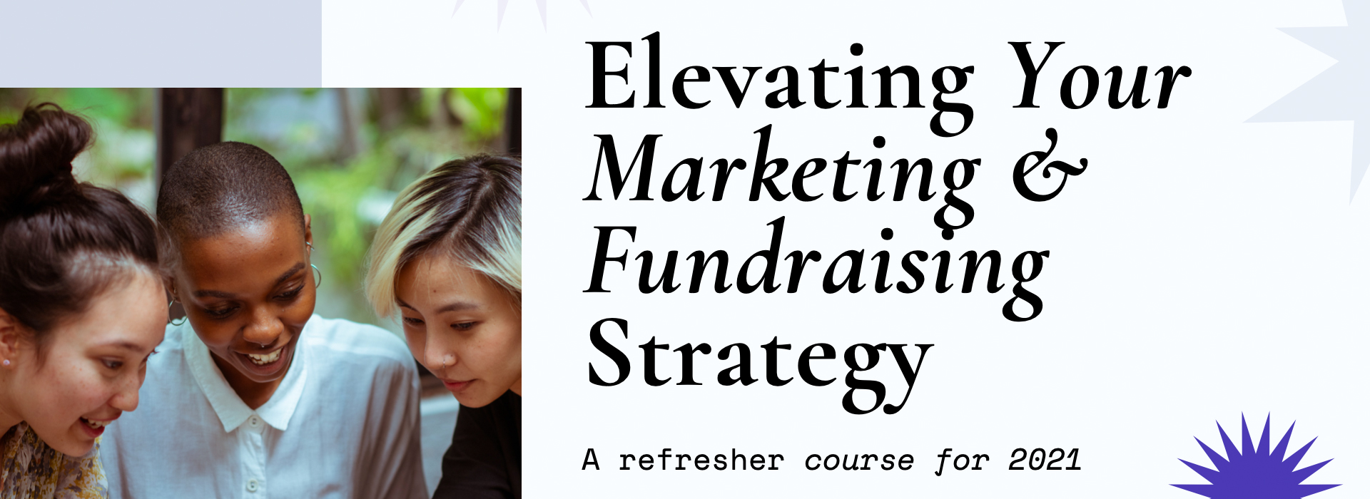 marketing strategy refresher course